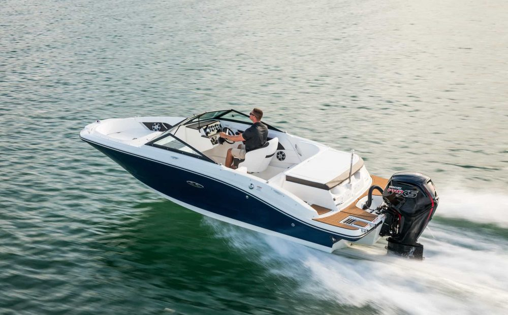 Sea Ray SPX 190 Outboard - Sport Boats UK